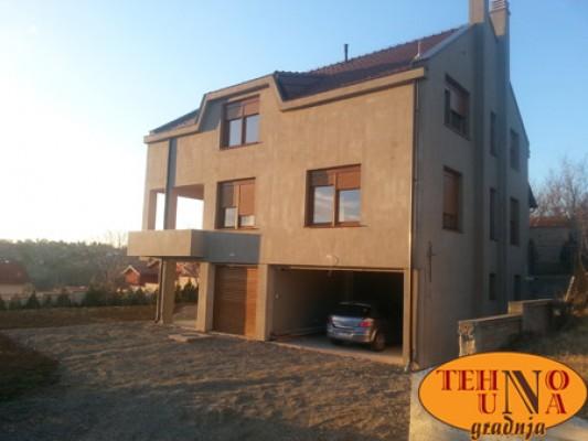 Izgradnja porodične kuće, Popovica-Sremska Kamenica